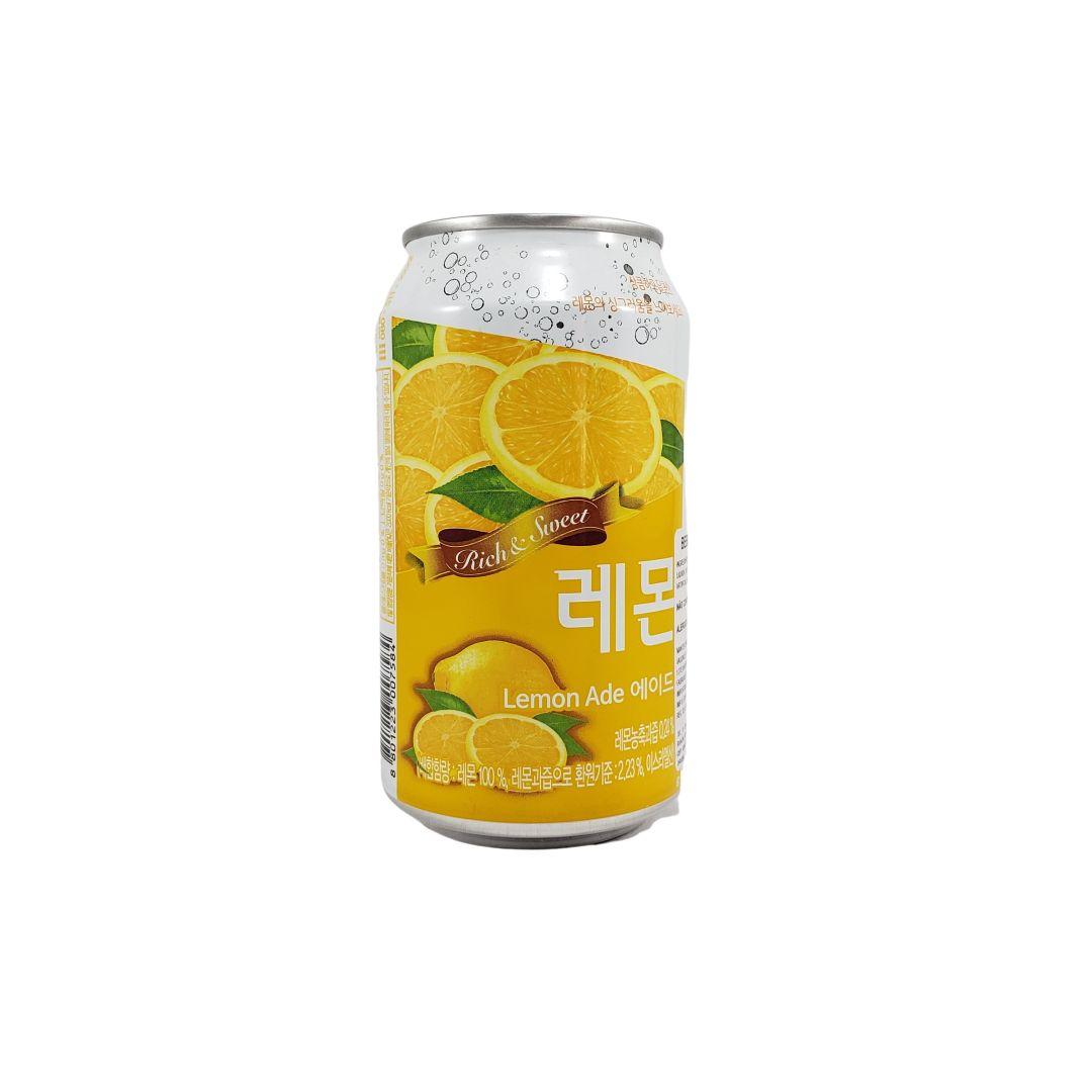 Refrigerante Coreano de Limão Ilhwa 350ml