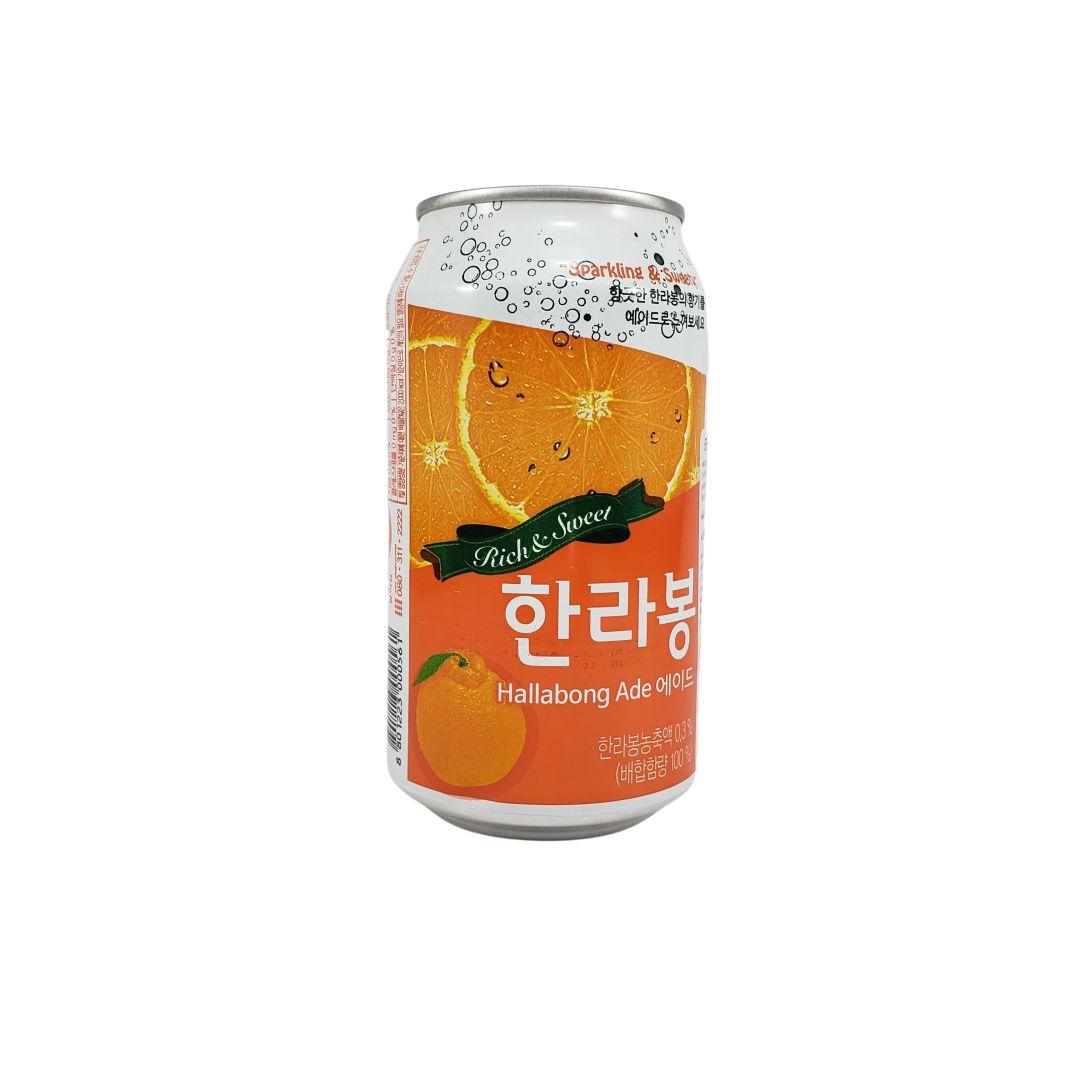 Refrigerante Coreano de Ponkan Ilhwa 350ml