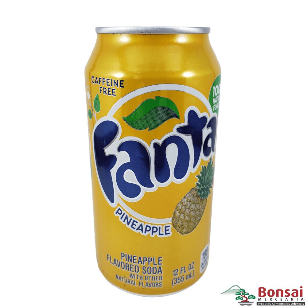 Fanta Pineapple Abacaxi 355ml