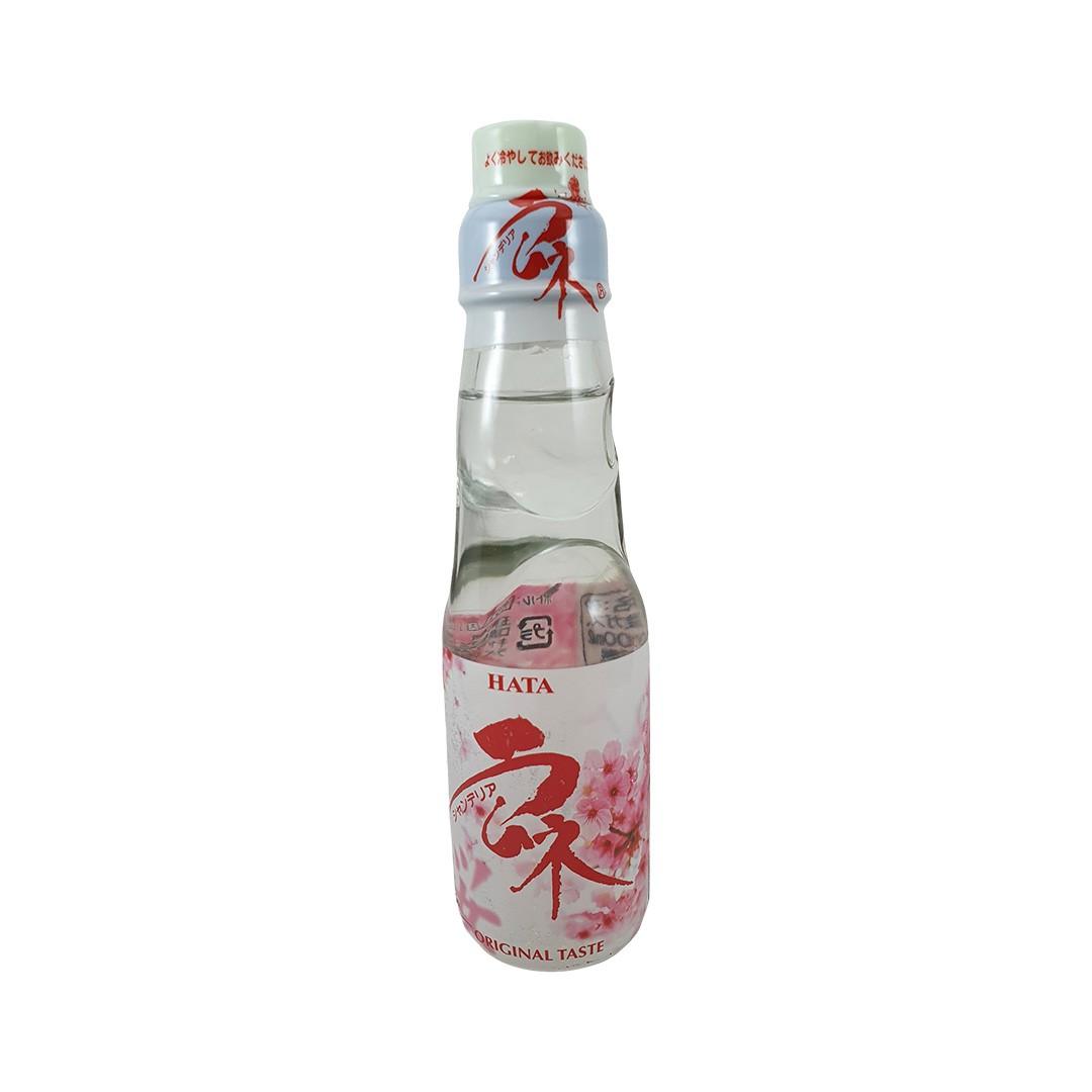 Refrigerante Japonês Ramune Original Sakura 200ml