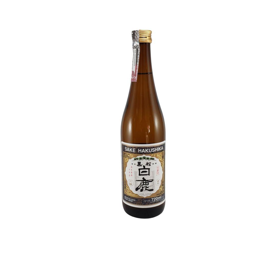 Saquê Seco Hakushika Josen Honjozo-Shu 720ml