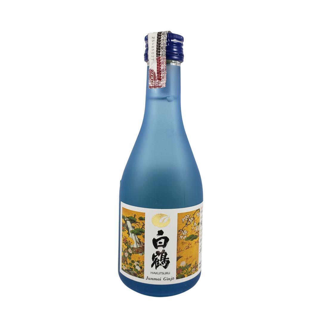 Saquê Seco Hakutsuru Junmai Ginjo-Shu 300ml