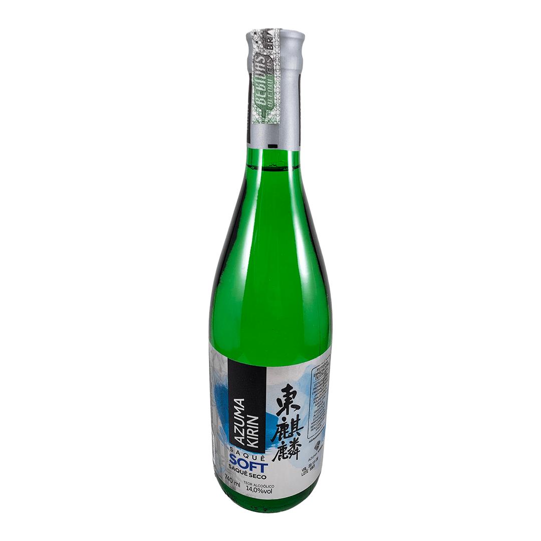Saquê Seco Soft Azuma Kirin 740ml
