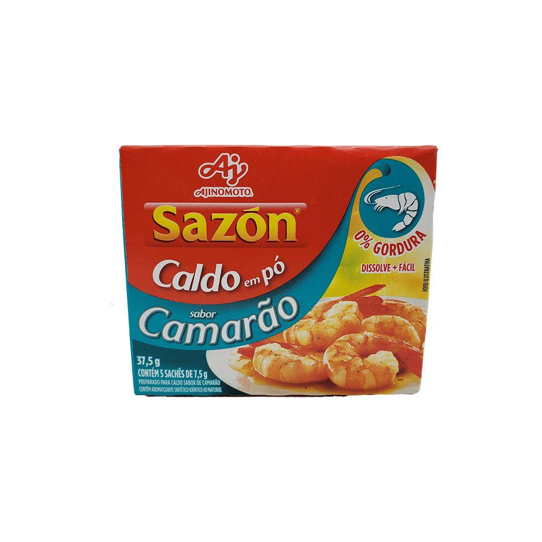 Sazon Tempero em pó sabor Camarão 37,5g