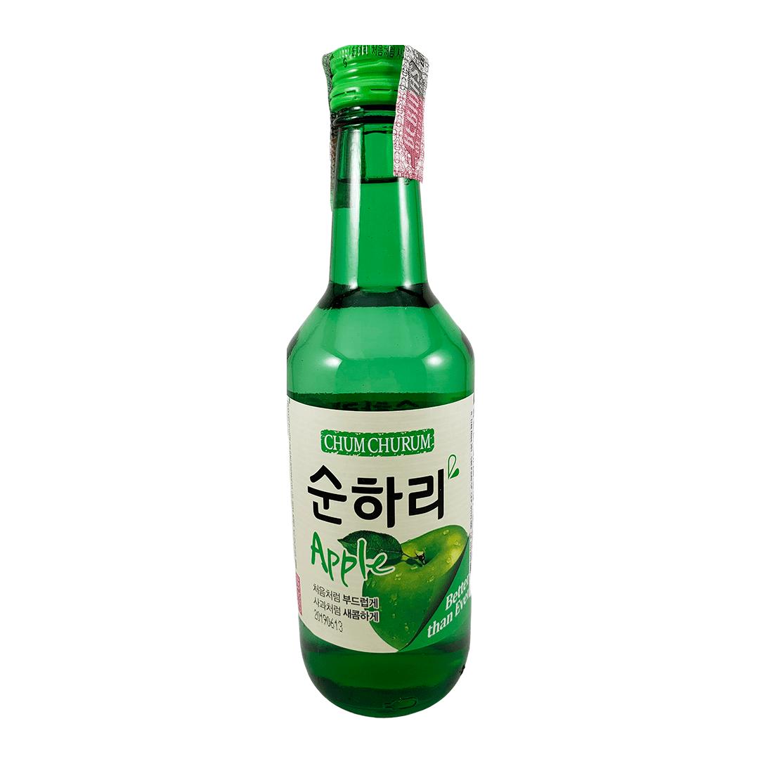 Soju Chum Churum Maçã Verde 360ml