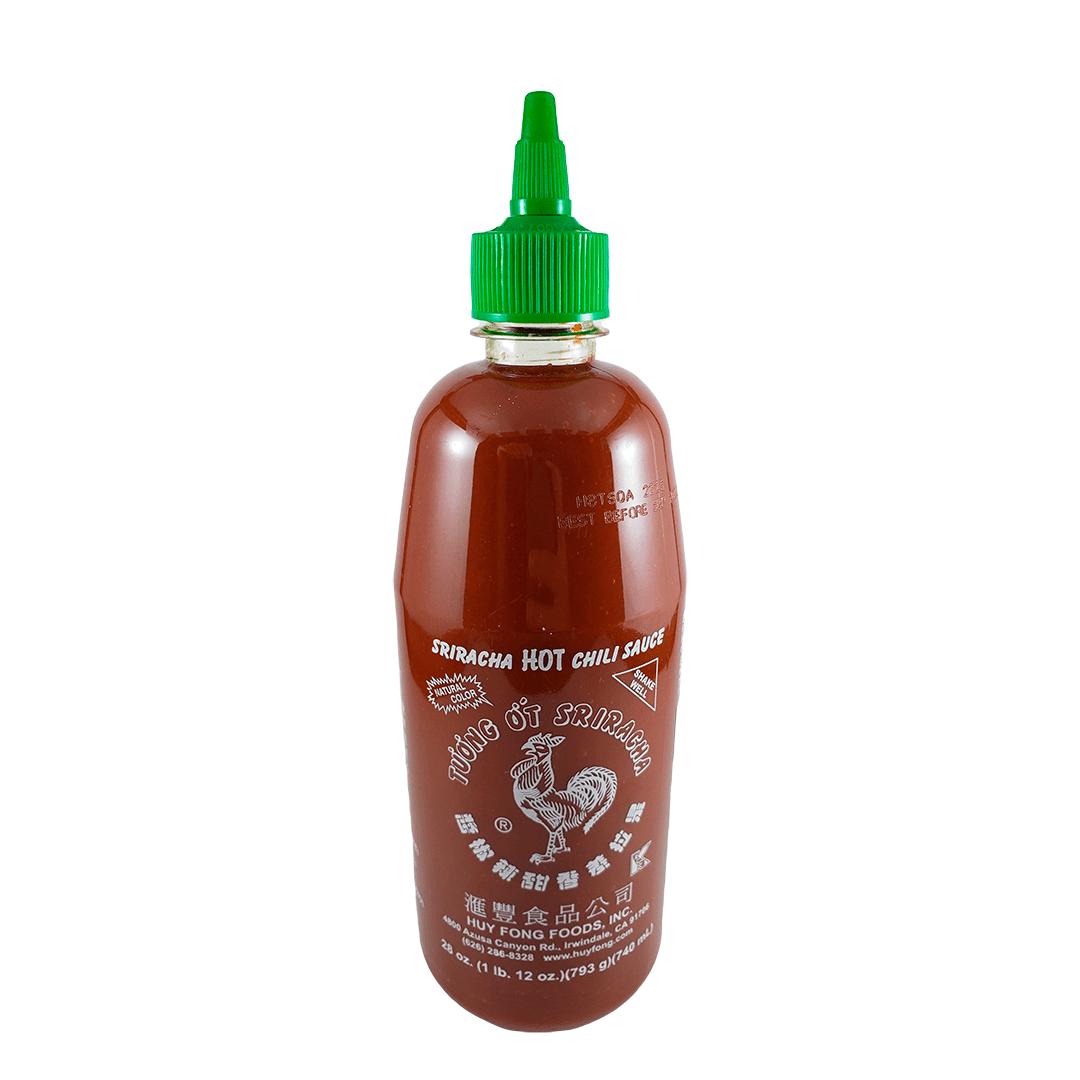 Molho de Pimenta Sriracha Huy Fong 793g