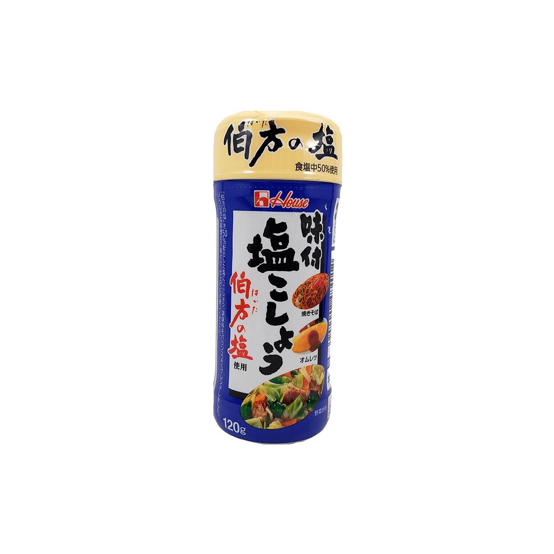 Tempero com Sal e Pimenta do Reino Ajitsuke Shio Kosho 120g