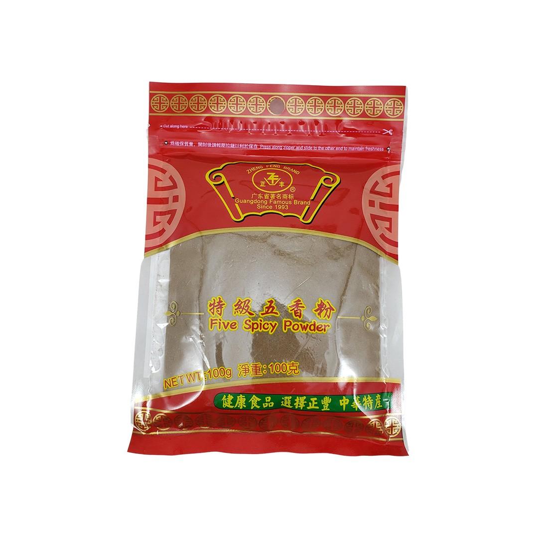 Tempero em pó 5 Especiarias Five Spicy Powder 100g