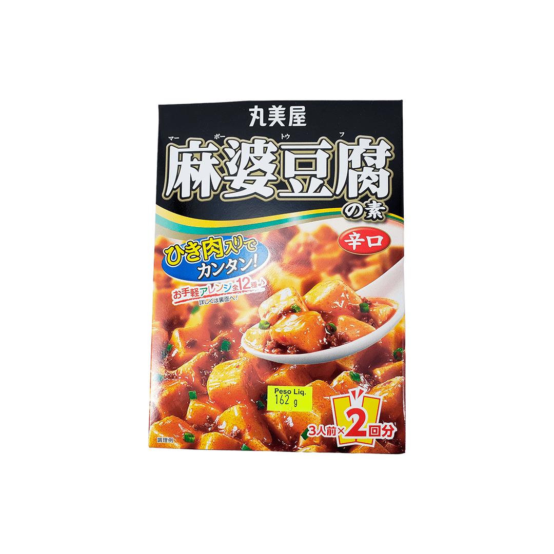 Tempero pronto para Mabo Tofu Picante Karakuchi Marumiya 162g