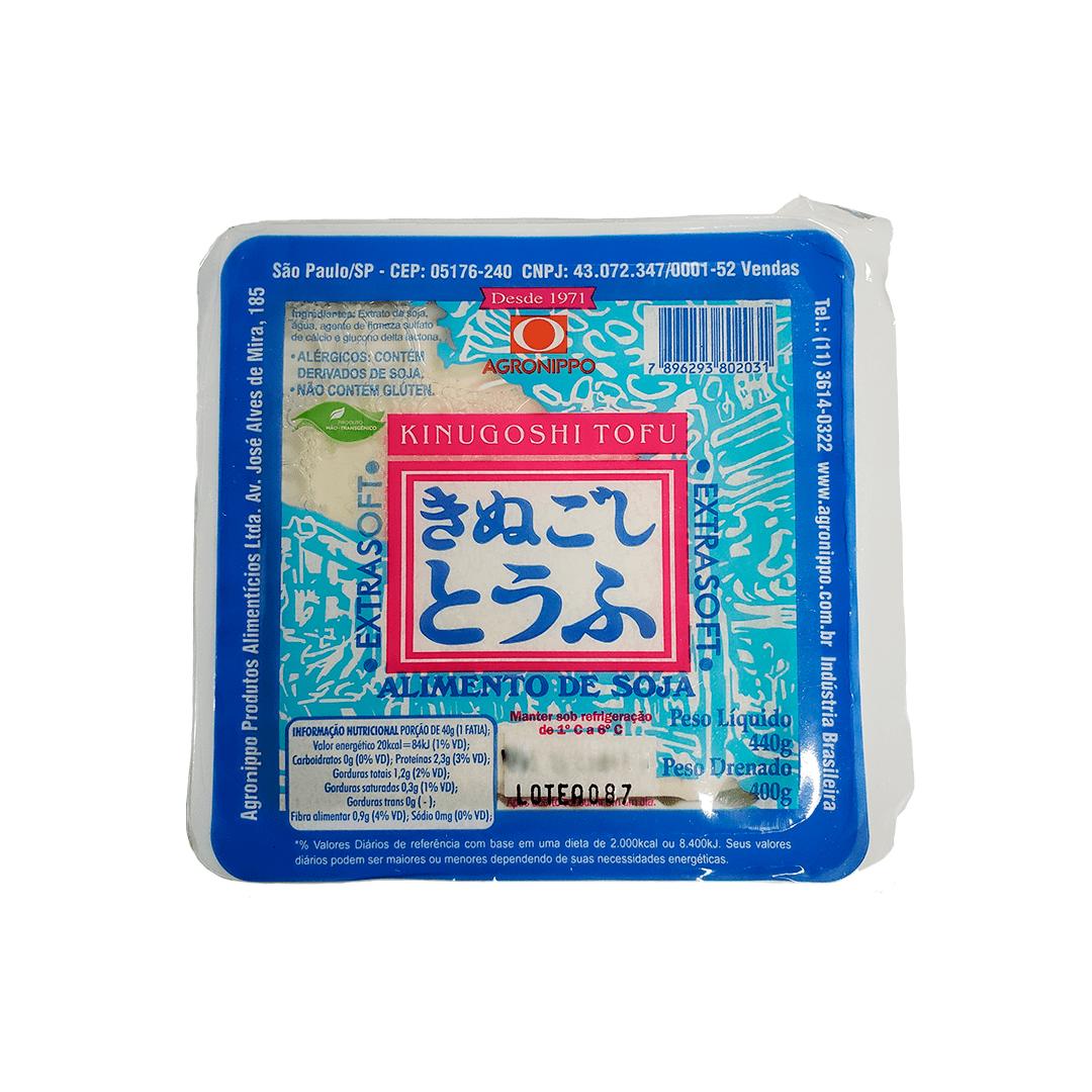 Tofu Kinugoshi Extra Soft 400g