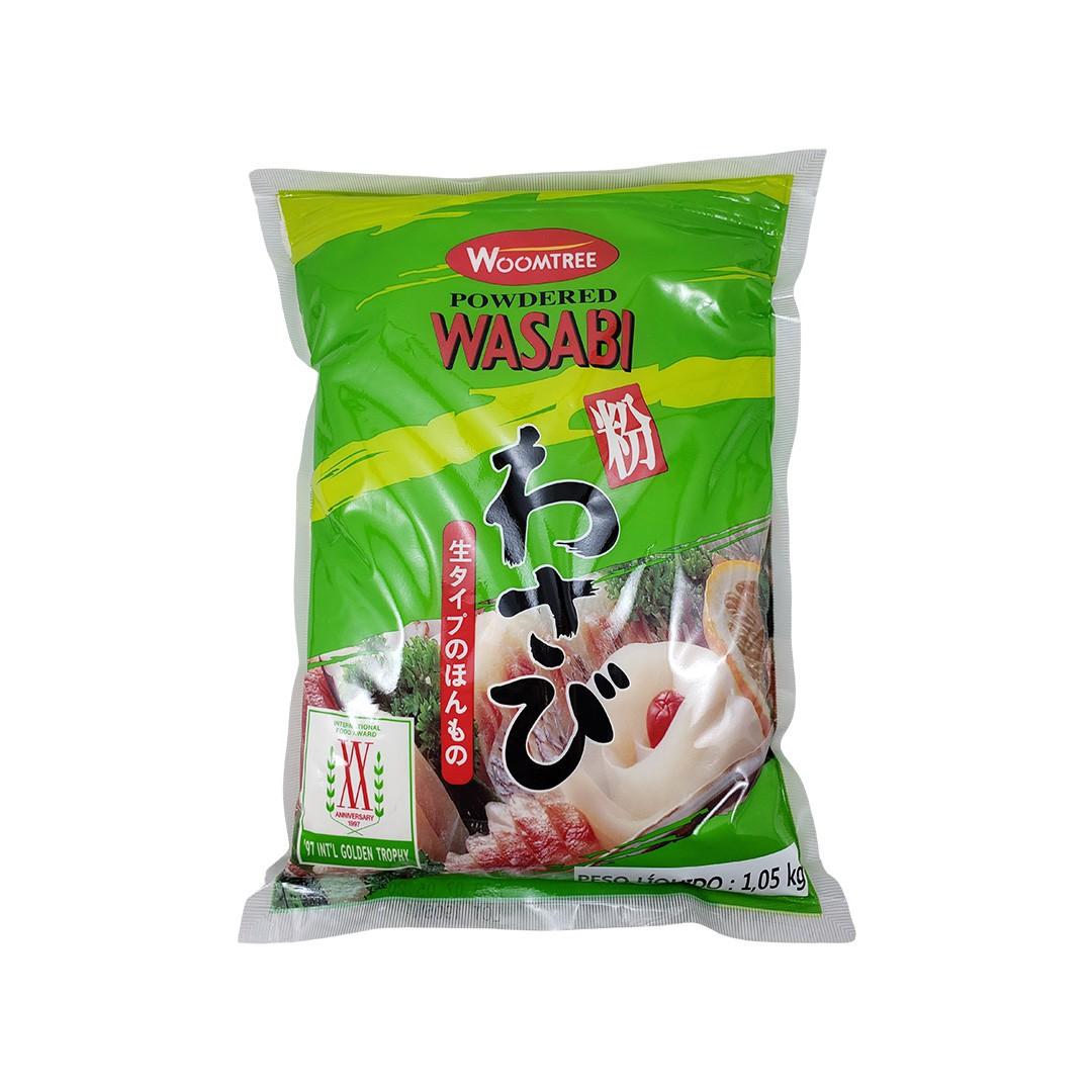 Wasabi em Pó Woomtree 1Kg