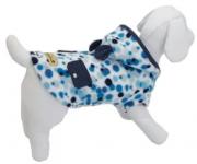 Casaco Soft Capuz Azul - Bonito pra Cachorro