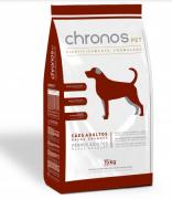Chronos Pet Cães Adultos Raças Grandes 15 kg