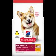 Hills Science Diet Manutenção Saudável Pedaços Pequenos Para Cães Adultos