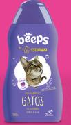 Linha Beeps by Estopinha Shampoo Gatos 500ml