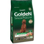 Ração Golden Seleção Natural 15kg para Cães Adultos
