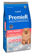Ração Premier Raças Específicas Spitz Alemão Adulto 2,5kg