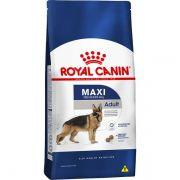 Ração Royal Canin Maxi Adult para Cães Adultos Grandes a partir de 15 Meses de Idade 15kg