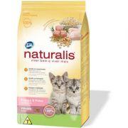 Ração Naturalis Frango e Peixe para Gatos Filhotes