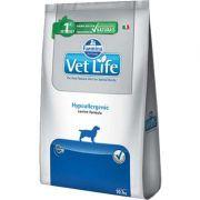 Ração Vet Life Natural Hypoallergenic para Cães Adultos com Problemas de Pele 2kg