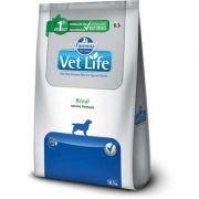 Ração Vet Life Natural Renal para Cães Adultos com Insuficiência Renal 2kg