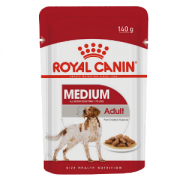 Royal Canin Sachê para Cães Medium Adulto