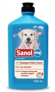 Shampoo Pelo Claro Sanol 500ml
