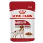 Royal Canin Sachê para Cães Medium Adulto