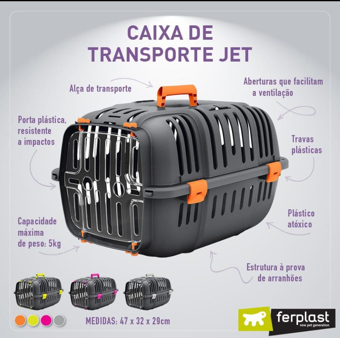 Caixa de Transporte Jet 10