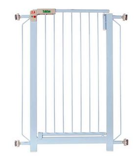 Grade Porta Plus Branca 70cm Tubline
