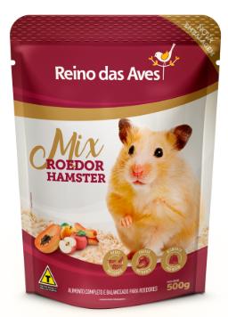 Hamster Gold Mix Premium 500g