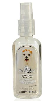 Perfume Petgroom Chocolate Branco 60ml