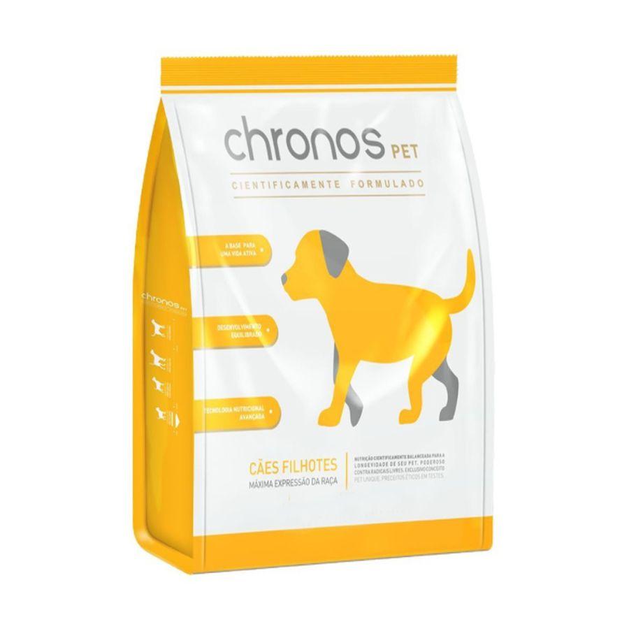 Ração Chronos para Cães Filhotes