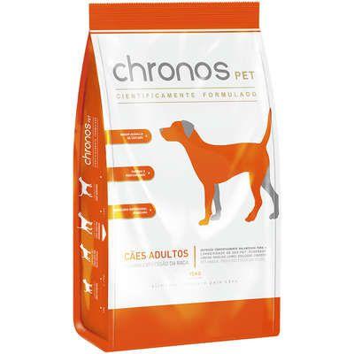 Ração Chronos Pet para Cães Adultos 15 KG