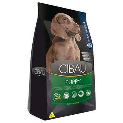 Ração Cibau Puppy para Cães Filhotes de Raças Grandes 15kg
