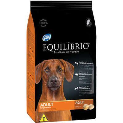 Ração Equilíbrio Cães Adultos Raças Grandes 15kg