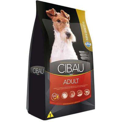 Ração Cibau Adult para Cães Adultos de Raças Pequenas