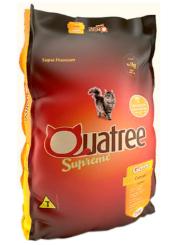 Ração Quatree Supreme Gatos Castrados Frango