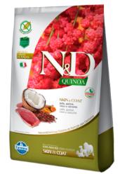 Ração Quinoa N&D para Cães Skin & Coat sabor Pato 2,5kg
