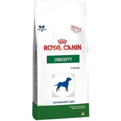 Ração Royal Canin Canine Veterinary Diet Obesity para Cães Adultos
