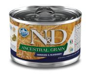 Ração Úmida N&D Ancestral Grain para Cães Adultos 140g