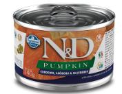 Ração Úmida N&D Pumpkin para Cães Adultos 140g
