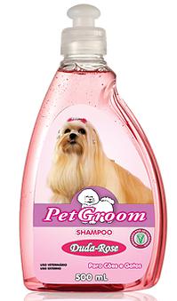 Shampoo Pet Groom Duda Rose 500 ml