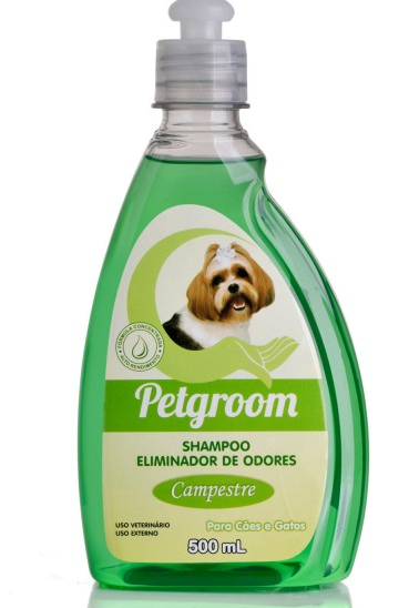 Shampoo Pet Groom Campestre 500 ml