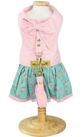 Vestido Baby Belle Bonito pra Cachorro