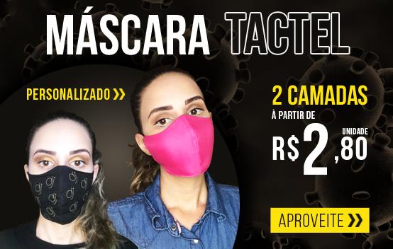 mascara tactel 2 camadas