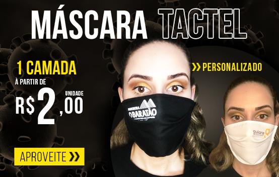 mascara tactel 1 camadas