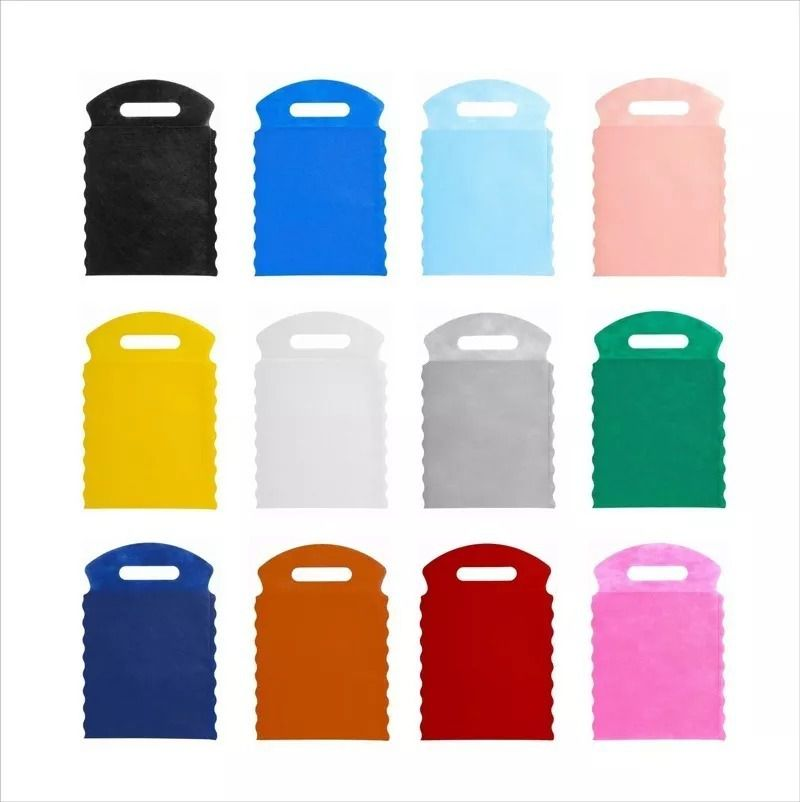 Lixocar em TNT (Tecido não Tecido) Cami - R$1,49 unidade pedido mínimo de 300 unidades