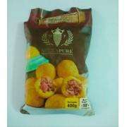 Bolinho de milho sabor linguiça - Millius Purê