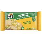 Burrito de Queijo com Brócolis na Manteiga